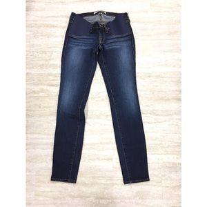 New J Brand Maternity Stretch Jeans Size: 25**